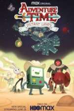 Watch Letmewatchthis Adventure Time: Distant Lands Online