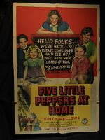 Watch Five Little Peppers at Home Letmewatchthis