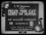 Watch Felix the Cat Hunts the Hunter (Short 1926) Letmewatchthis