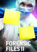 forensic files ii tv poster