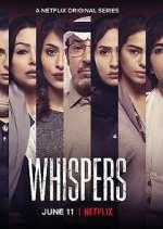 whispers tv poster
