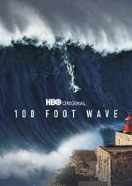 100 foot wave tv poster