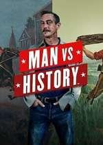 man vs. history tv poster