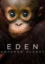 eden: untamed planet tv poster