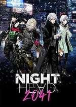 night head 2041 tv poster