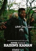 power book iii: raising kanan tv poster