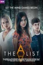 the a list tv poster