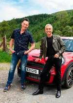 craig and bruno's great british road trips tv poster
