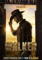 walker tv poster