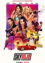 sky rojo tv poster