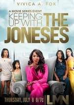 keeping up with the joneses tv poster
