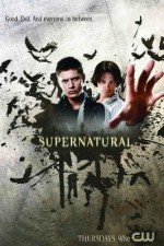 supernatural tv poster