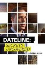 dateline: secrets uncovered tv poster
